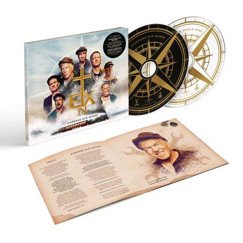 Kompass zur Sonne (Extended Edition) von In Extremo - CD jetzt im In Extremo Shop