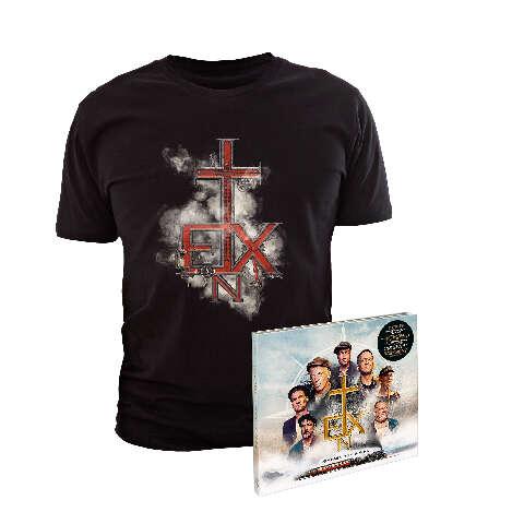 √Kompass zur Sonne (Extended Edition + T-Shirt) von In Extremo - CD-Bundle jetzt im In Extremo Shop