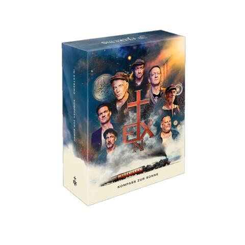 √Kompass zur Sonne (Ltd. Fanbox) von In Extremo - Box jetzt im In Extremo Shop